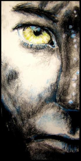 Sam Worthington by Montaine
